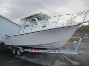 New Parker Walkaround Fishing Boat For Sale