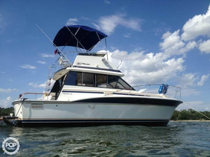 Used Trojan F-32 Sports Fishing Boat For Sale
