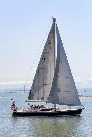 Used Hylas 56 Center Cockpit Sailboat For Sale