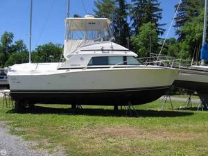 Used Bertram 33 Sports Fishing Boat For Sale
