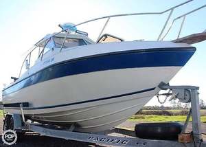 Used Marlin 22 Chinook Walkaround Fishing Boat For Sale