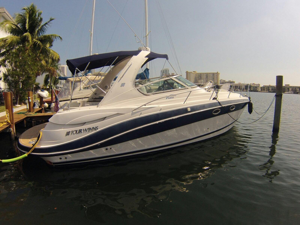 Used Four Winns 348 Vista Cruiser Boat For Sale
