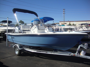 New Cape Craft 160cc Center Console Fishing Boat For Sale