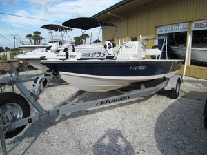 Used Hewes 18 Redfisher Flats Fishing Boat For Sale