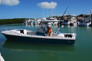 Used Sea Vee CC Cuddy Cabin Boat For Sale