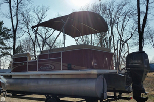 Used Sweetwater 2086 BF Pontoon Boat For Sale