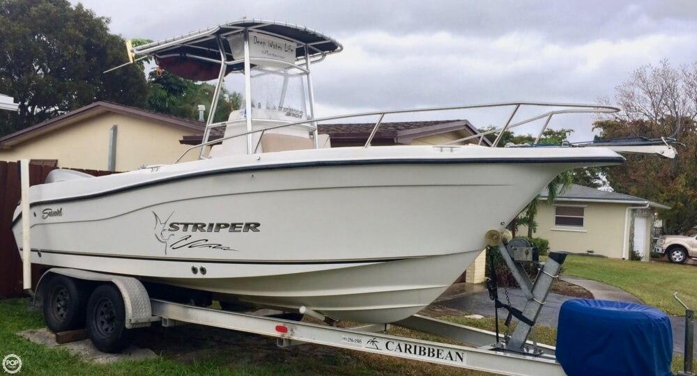 2003 used seaswirl striper 2101 cc center console fishing for Center console fishing boats for sale