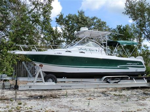 Used Pro-Line Walkaround Boat For Sale