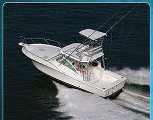 Used Luhrs Open Flybridge Boat For Sale
