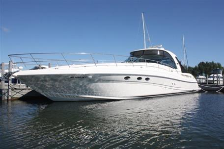 Used Sea Ray Sundancer 500 Cruiser Boat For Sale
