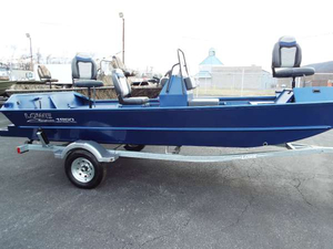 New Lowe Roughneck 1860 Tunnel Jet Bass Boat For Sale