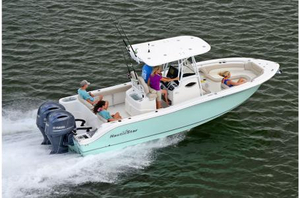 New Nautic Star 2602 Legacy Center Console Fishing Boat For Sale