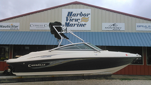 Used Caravelle 217 LS BOWRIDER Runabout Boat For Sale