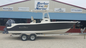 New Nautic Star 25 XS Sports Fishing Boat For Sale