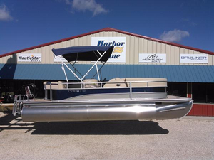 New Cypress Cay Cambio 200 Pontoon Boat For Sale