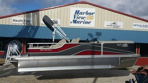 New G3 V322 SS Pontoon Boat For Sale
