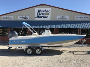 New Nauticstar 231 Angler Deck Boat For Sale