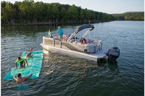 New G3 V322 RC Pontoon Boat For Sale