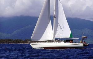 Used Custom Sail Motorsailer Boat For Sale