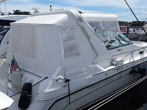 Used Doral 350 SC Cruiser Boat For Sale