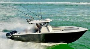 Used Sea Hunter 35 Center Console Center Console Fishing Boat For Sale