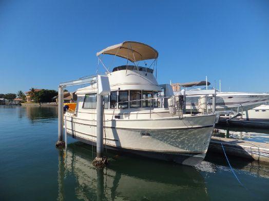 Used Camano 31 Troll Trawler Boat For Sale