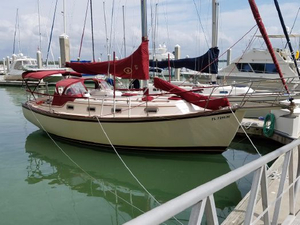 Used Island Packet Yachts Ip31 Center Cockpit Sailboat For Sale