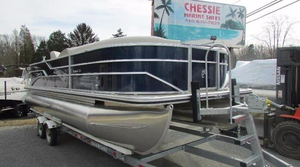 New Cypress Cay Pontoon Boat For Sale
