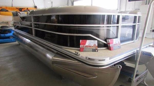 New Cypress Cay Pontoons Seabreeze 233 Pontoon Boat For Sale