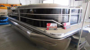New Cypress Cay Pontoons Seabreeze 233 Pontoon Boat For Sale