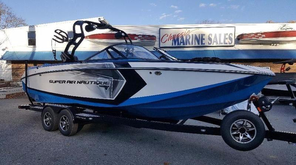 New Nautique Super Air G25 Ski and Wakeboard Boat For Sale