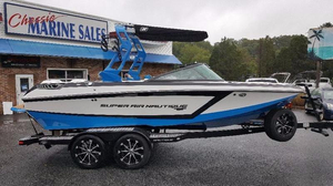 New Nautique GS20 Ski and Wakeboard Boat For Sale
