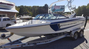 New Nautique Super Air 210 Ski and Wakeboard Boat For Sale