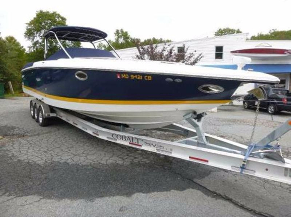 Used Cobalt Boats 343 High Performance Boat For Sale