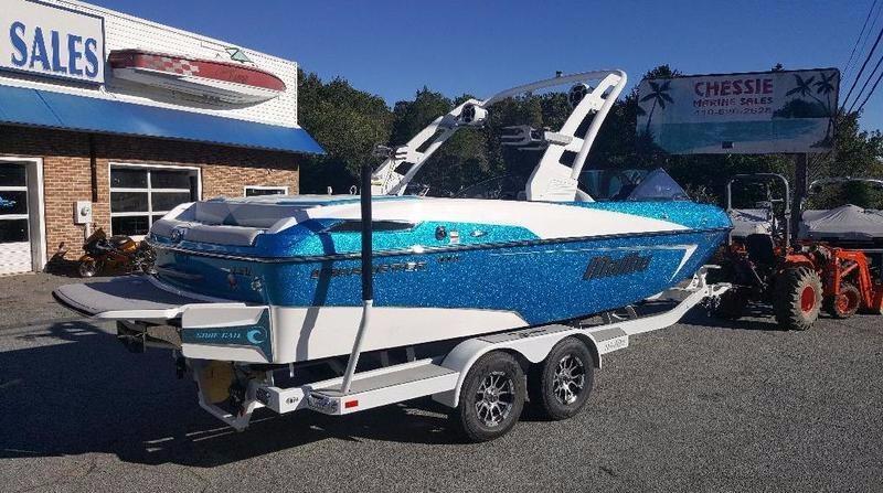 2017 New Malibu Boats Wakesetter 23 LSV Ski and Wakeboard Boat For Sale - Elkton, MD   Moreboats.com