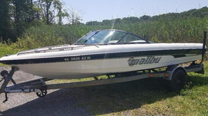Used Malibu Boats Response LXResponse LX Bowrider Boat For Sale