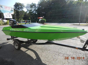 Used St. Martin F-15 Runabout Boat For Sale