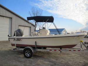 Used Parker Boats 1801 Center Console Center Console Fishing Boat For Sale