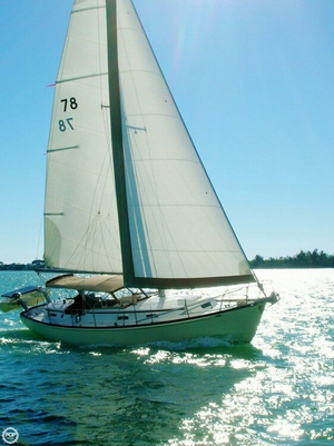 Used Chris-Craft 35 Sail Yacht Motorsailer Sailboat For Sale
