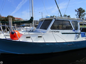 Used Crusader 34 Charter Boat For Sale