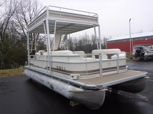 Used Premier Legacy 2430 Pontoon Boat For Sale