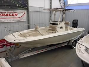New Boston Whaler 240 Dauntless240 Dauntless Center Console Fishing Boat For Sale