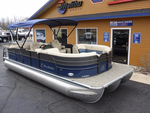 New Misty Harbor Boats Biscayne Bay RL B-2285RL Pontoon Boat For Sale