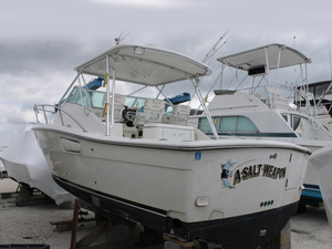 Used Rampage Express Sports Fishing Boat For Sale