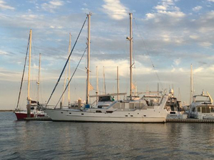 Used Custom Expedition Motorsailer Sailboat For Sale