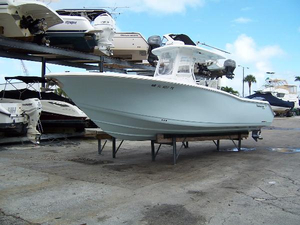 Used Tidewater Custom 280 Cc Center Console Fishing Boat For Sale