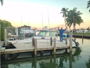 Used World Cat 270 Ht Sports Fishing Boat For Sale