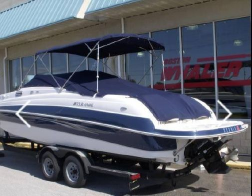Used Four Winns F274 Deck Boat For Sale