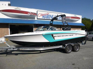New Nautique Super Air 230 Ski and Wakeboard Boat For Sale