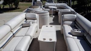 Used Crest Savannah 25 LSTX Pontoon Boat For Sale